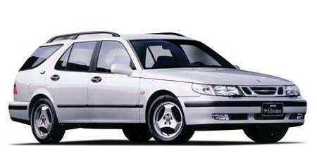 サーブ 9-5シリーズ 9-5 2.3tエステート (1999年6月モデル)