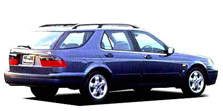 サーブ 9-5シリーズ 9-5 SE2.3tエステート (1999年11月モデル)