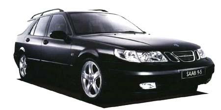 サーブ 9-5シリーズ 9-5 アーク3.0tエステート (2002年2月モデル)