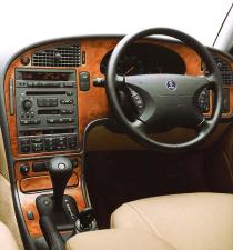 サーブ 9-5シリーズ 9-5 エアロ2.3TSエステート (2002年2月モデル)