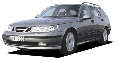 サーブ 9-5シリーズ 9-5 エステート リニア (2004年4月モデル)