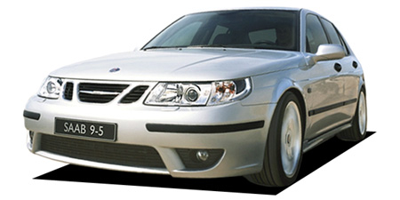サーブ 9-5シリーズ 9-5 セダン リニア (2004年4月モデル)