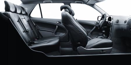サーブ 9-5シリーズ 9-5 セダン エアロ (2004年4月モデル)