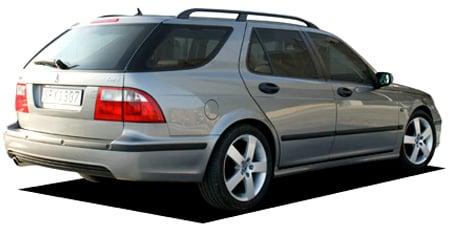 サーブ 9-5シリーズ 9-5 エステート アーク (2004年12月モデル)