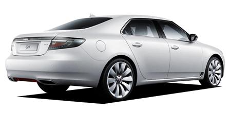 サーブ 9-5シリーズ 9-5 セダン エアロXWD (2011年9月モデル)
