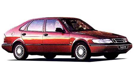 サーブ 900シリーズ 900S2.0i (1994年10月モデル)