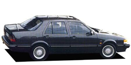 サーブ 9000シリーズ 9000i16CD (1988年10月モデル)