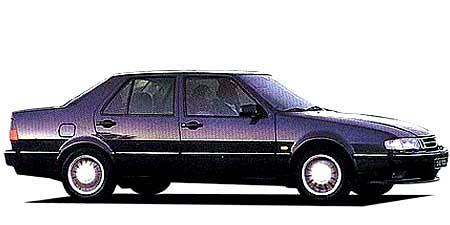サーブ 9000シリーズ 9000CS2.3i (1994年10月モデル)