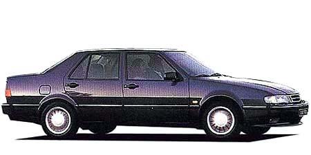 サーブ 9000シリーズ 9000エアロ2.3ターボ (1995年10月モデル)