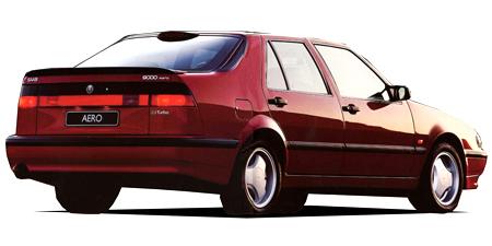 サーブ 9000シリーズ 9000CS(LPT) (1996年11月モデル)