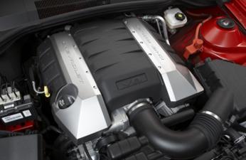 シボレー シボレーカマロ LT RS (2009年12月モデル)