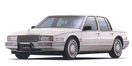 キャデラック キャデラックセビル ベースグレード (1989年10月モデル)
