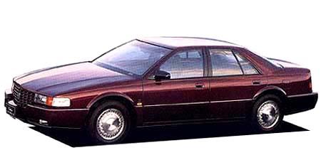 キャデラック キャデラックセビル ツーリングセダン (1991年10月モデル)