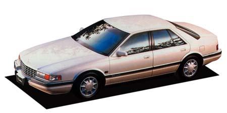 キャデラック キャデラックセビル ツーリングセダン (1995年10月モデル)