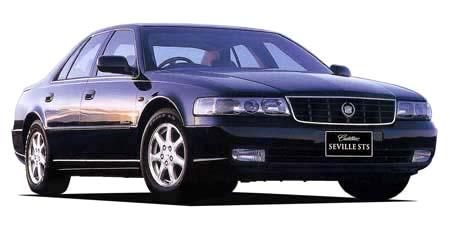 キャデラック キャデラックセビル STS 右ハンドル (1998年2月モデル)