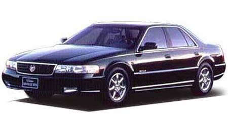 キャデラック キャデラックセビル SLS 右ハンドル (1998年11月モデル)