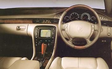 キャデラック キャデラックセビル STS 右ハンドル (2000年12月モデル)