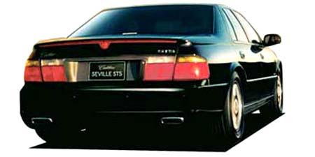 キャデラック キャデラックセビル STS 左ハンドル (2002年2月モデル)