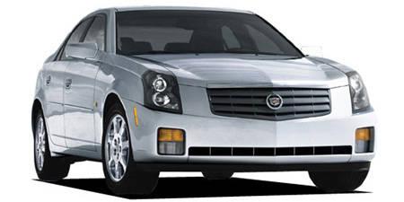 キャデラック キャデラックCTS ベースグレード (2003年3月モデル)