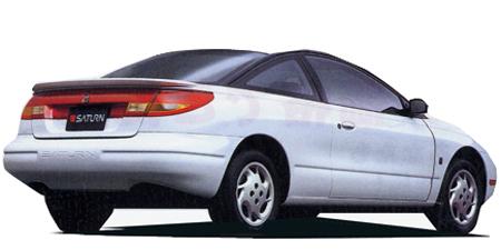 サターン サターンSC2クーペ GLパッケージ (1997年4月モデル)