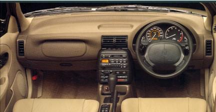 サターン サターンSL2セダン Gパッケージ (1997年4月モデル)