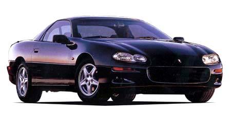 シボレー シボレーカマロ スポーツクーペ (1997年10月モデル)