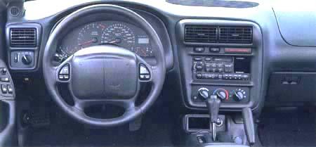シボレー シボレーカマロ スポーツクーペ (1999年11月モデル)