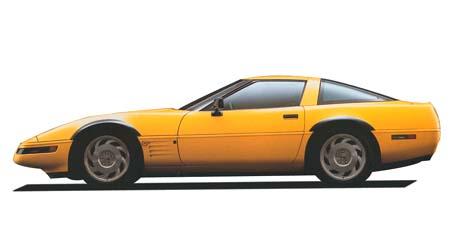 シボレー シボレーコルベット ベースグレード (1992年11月モデル)