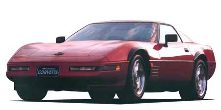 シボレー シボレーコルベット ベースグレード (1993年11月モデル)