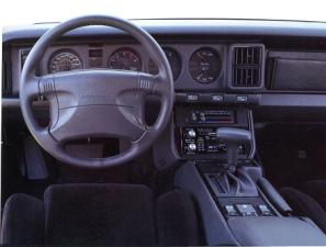 ポンテアック ポンテアックファイヤーバード トランザムGTA (1990年10月モデル)