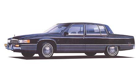 キャデラック キャデラックフリートウッド 60スペシャル (1989年10月モデル)