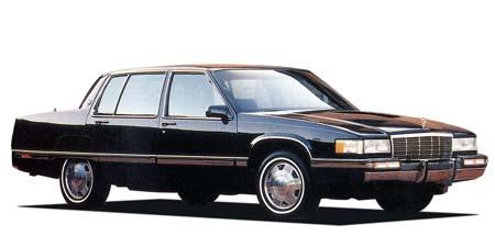 キャデラック キャデラックフリートウッド 60スペシャル (1990年11月モデル)