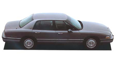 ビュイック ビュイックパークアベニュー ベースグレード (1993年11月モデル)