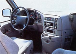 シボレー シボレーアストロ LT 2WD (1996年11月モデル)