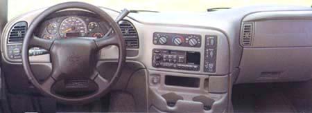 シボレー シボレーアストロ LT 4WD フォレシエスタ (1999年11月モデル)