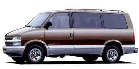 シボレー シボレーアストロ LT 4WD (2000年12月モデル)
