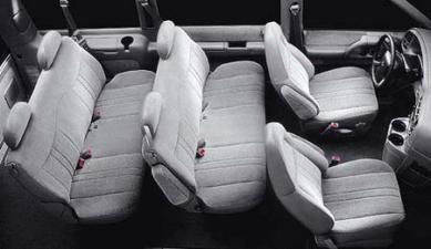 シボレー シボレーアストロ LS 4WD (2002年5月モデル)