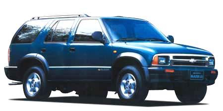 シボレー シボレーブレイザー LS (1995年6月モデル)