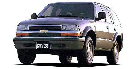 シボレー シボレーブレイザー LT (1997年10月モデル)