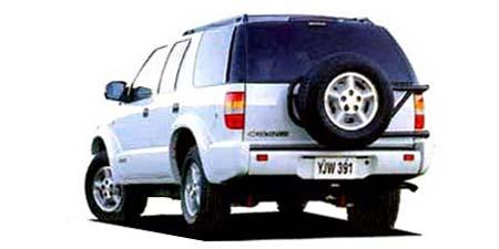シボレー シボレーブレイザー LSフォレシエスタ (2000年12月モデル)