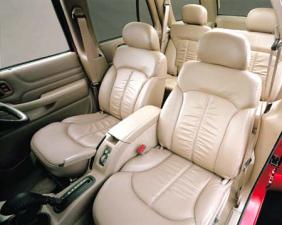 シボレー シボレーブレイザー LS (2001年11月モデル)