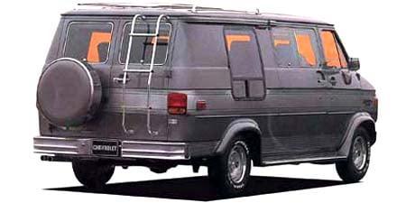 シボレー シボレーシェビー G20 RV (1990年11月モデル)