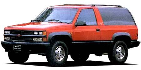 シボレー シボレータホスポーツ ベースグレード (1995年10月モデル)