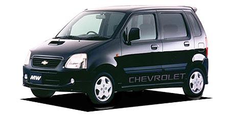 シボレー シボレーMW Sエディション (2000年9月モデル)