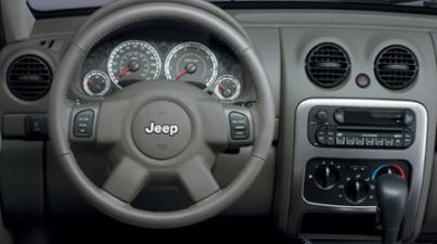 クライスラー・ジープ ジープ・チェロキー スポーツ (2007年4月モデル)