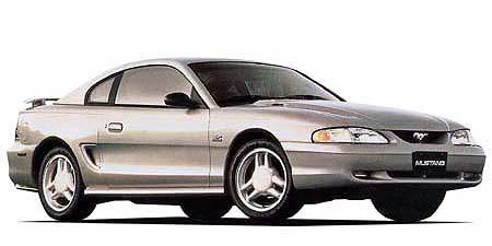 フォード マスタング GTコンバーチブル (1994年5月モデル)