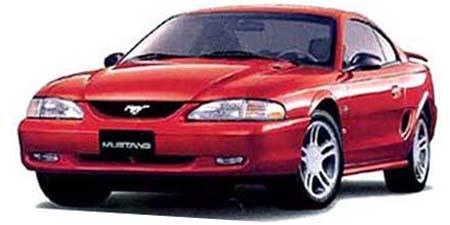 フォード マスタング Gリミテッド (1998年3月モデル)