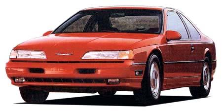 フォード サンダーバード SC (1990年11月モデル)
