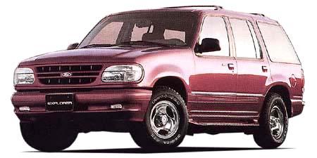 フォード エクスプローラー リミテッド (1995年3月モデル)