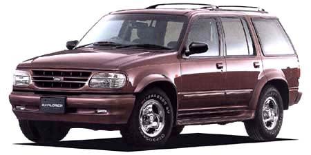 フォード エクスプローラー リミテッド (1997年5月モデル)